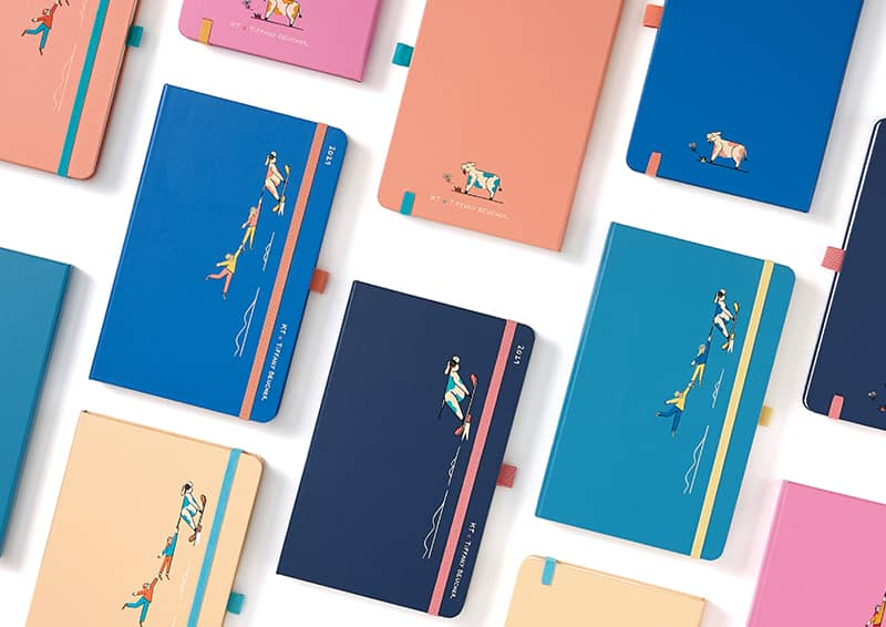 KT 2021 Diaries & Calendars